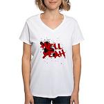 Hell yeah teeshirts Women's V-Neck T-Shirt