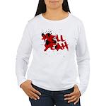 Hell yeah teeshirts Women's Long Sleeve T-Shirt