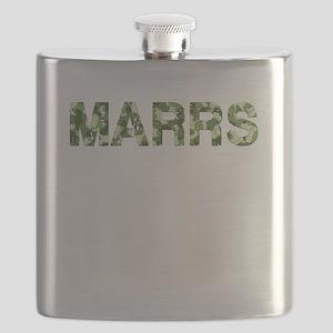 Marrs, Vintage Camo, Flask