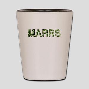 Marrs, Vintage Camo, Shot Glass
