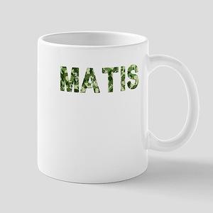 Matis, Vintage Camo, Mug