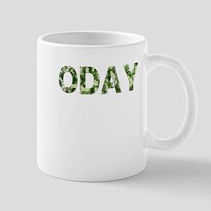 Oday, Vintage Camo, Mug