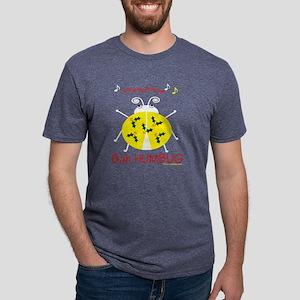 black_humbug Mens Tri-blend T-Shirt