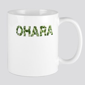 Ohara, Vintage Camo, Mug