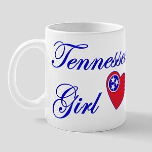 Tennessee Girl Mug