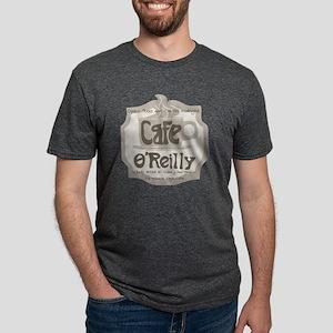 Cafe OReilly Habana Vieja C Mens Tri-blend T-Shirt