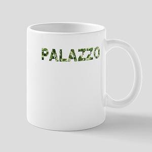 Palazzo, Vintage Camo, Mug
