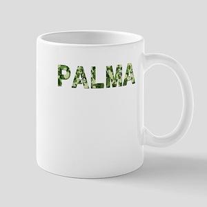 Palma, Vintage Camo, Mug