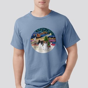 Xmas Magic - Papillons ( Mens Comfort Colors Shirt