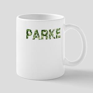 Parke, Vintage Camo, Mug