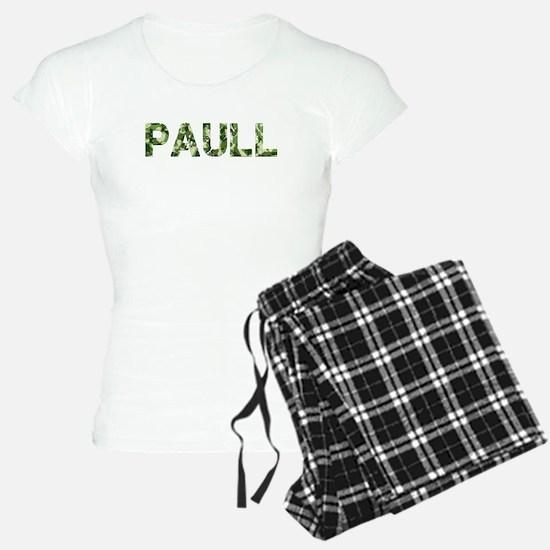 Paull, Vintage Camo, Pajamas