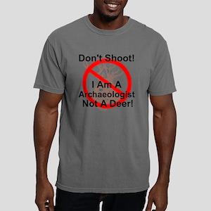 Don't Shoot I am an arch Mens Comfort Colors Shirt