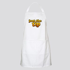 JUST THE TIP Apron