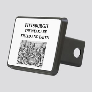 PITTSBURGH Rectangular Hitch Cover