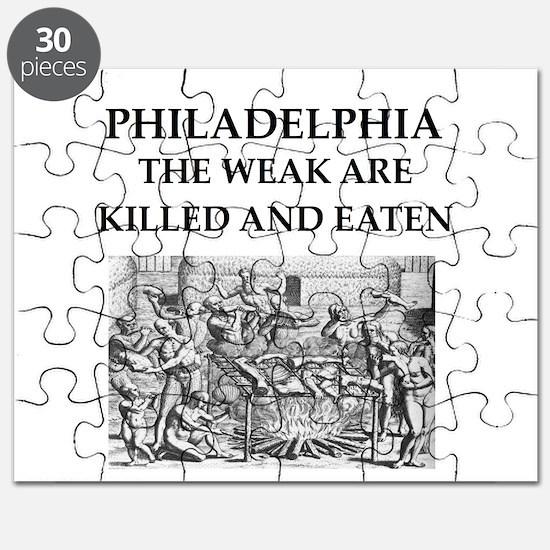 philadelphia Puzzle