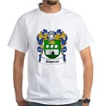 Alapont Coat of Arms White T-Shirt