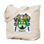 Alapont Coat of Arms Tote Bag