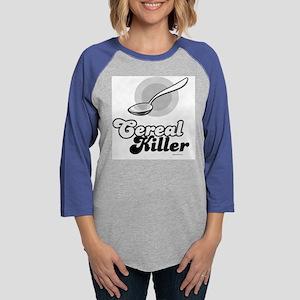 cerealkiller Womens Baseball Tee