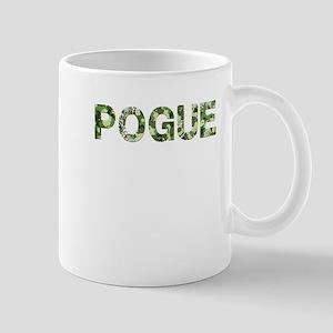 Pogue, Vintage Camo, Mug