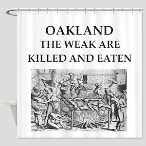 oakland Shower Curtain