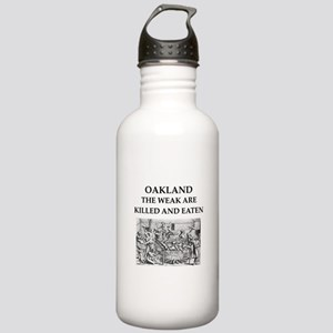 oakland Stainless Water Bottle 1.0L