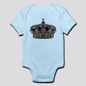 Royal Crown 1 Infant Bodysuit
