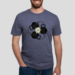 Trinity Logo Mens Tri-blend T-Shirt