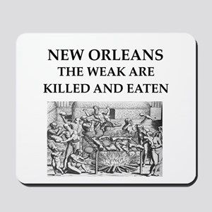 new orleans Mousepad
