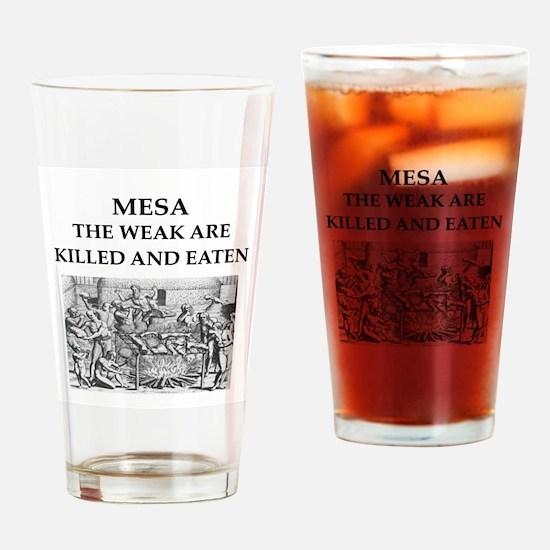 mesa Drinking Glass