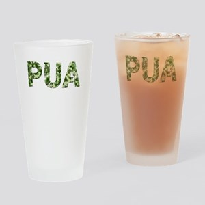 Pua, Vintage Camo, Drinking Glass
