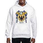 Aguiar Coat of Arms Hooded Sweatshirt