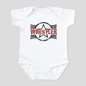 Wrestler Infant Bodysuit
