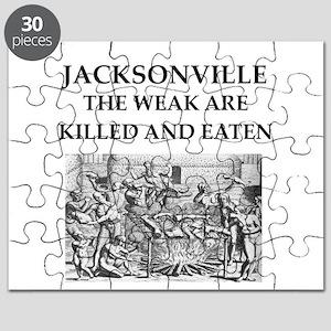 jacksonville Puzzle