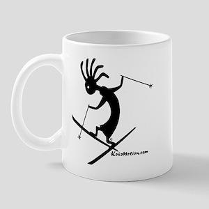 Kokopelli Extreme Skier Mug