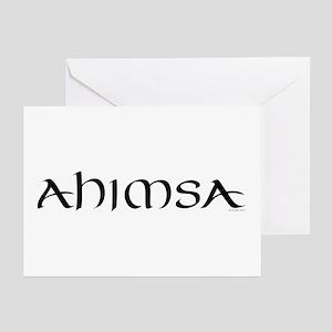 Ahimsa Greeting Cards (Pk of 10)