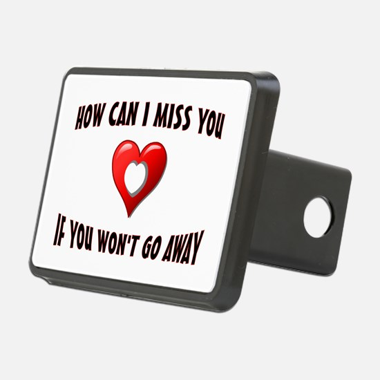 VALENTINE HEART Hitch Cover