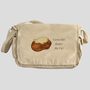 Butter Me Up Messenger Bag