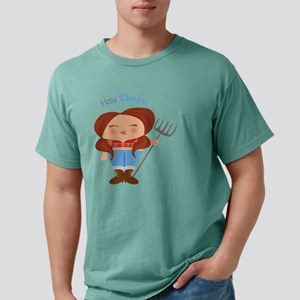 Hay There Mens Comfort Colors Shirt