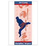 Jon Kyung Large Poster