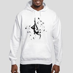 Aerial dancer Hooded Sweatshirt