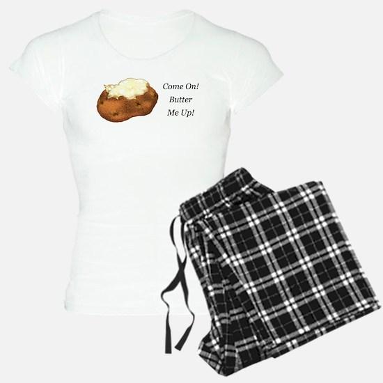 Butter Me Up Pajamas