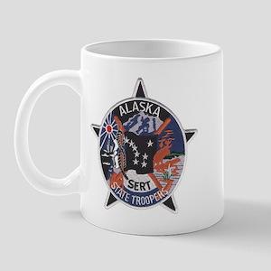 Alaska Troopers SERT Mug