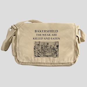 bakersfield Messenger Bag