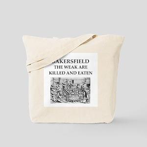 bakersfield Tote Bag