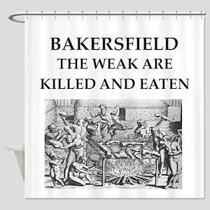 bakersfield Shower Curtain