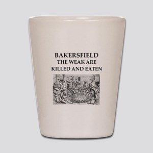bakersfield Shot Glass