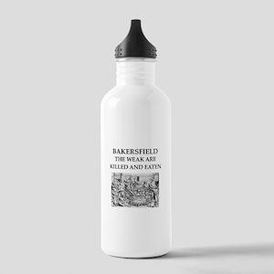 bakersfield Stainless Water Bottle 1.0L