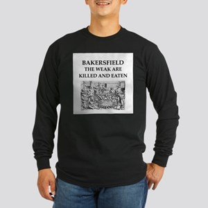 bakersfield Long Sleeve Dark T-Shirt
