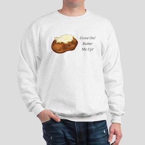 Butter Me Up Sweatshirt