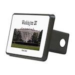 Washington DC Rectangular Hitch Cover